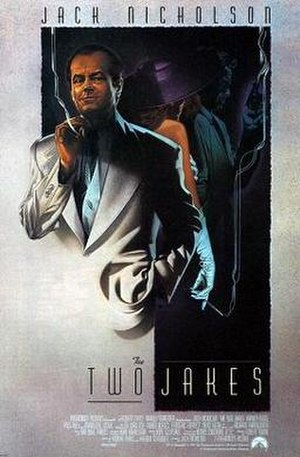 The Two Jakes - Theatrical release poster