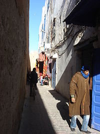 Typical street in the Medina Dec 2008.jpg