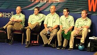 2007 Weber Cup - Team USA