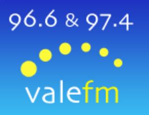 Vale FM - Image: Vale FM logo