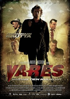 <i>Vares: The Path of the Righteous Men</i> 2012 film