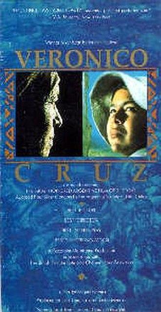 Verónico Cruz (film) - Theatrical release poster.
