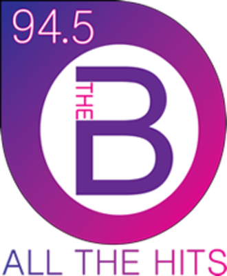 WBHV-FM - Image: WBHV The B94.5 logo