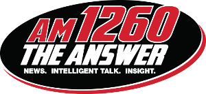 "WSPZ - Logo as ""1260 The Answer"""