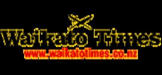 Waikato Times - Image: Waikato Times