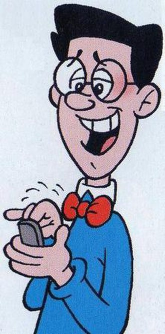 Walter the Softy - Image: Walter the Softy from The Beano