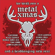 Heavy Metal Christmas.We Wish You A Metal Xmas And A Headbanging New Year Wikipedia