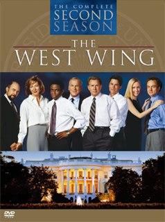 <i>The West Wing</i> (season 2) season of television series