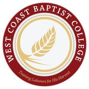 West Coast Baptist College - Image: Westcoastbaptist