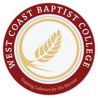 West Coast Baptist College - Image: Westcoastbaptist