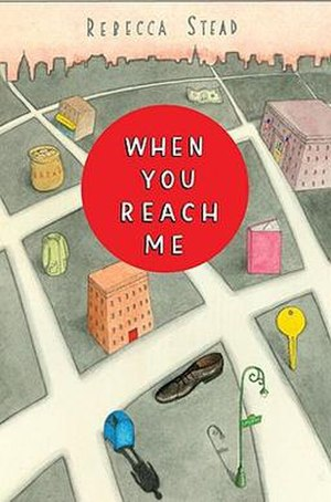 When You Reach Me - First edition cover