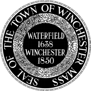 Official seal of Winchester, Massachusetts