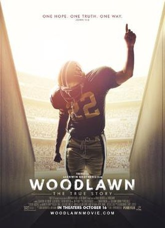 Woodlawn (film) - Theatrical release poster
