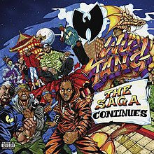 1383e1fb The Saga Continues (Wu-Tang Clan album) - Wikipedia