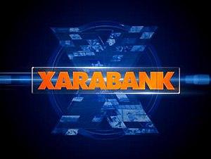 Xarabank - Xarabank's previous logo up to 2016
