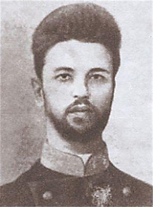 Serhiy Yefremov - Image: Yefremov