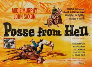 <i>Posse from Hell</i> 1961 film by Herbert Coleman