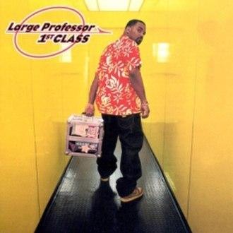1st Class (album) - Image: 1st Class cover