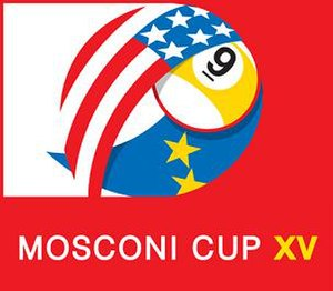 2008 Mosconi Cup - Image: 2008 Mosconi Cup Logo