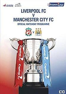2016 Football League Cup Final Football match