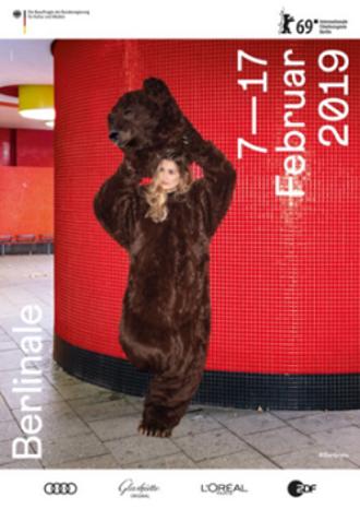 69th Berlin International Film Festival - Festival poster