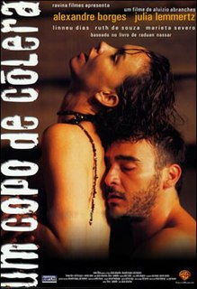 <i>A Glass of Rage</i> 1999 film directed by Aluizio Abranches