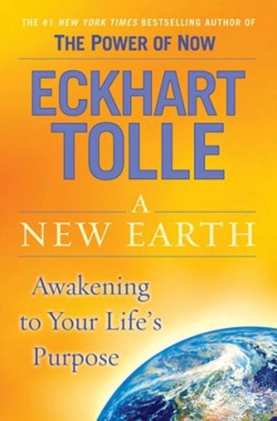 Picture of a book: A New Earth