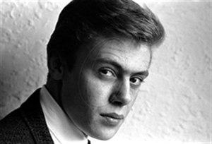 Cavan Kendall - Photo by Brian Shuel, 1963