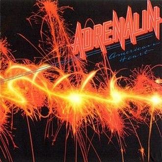 American Heart (album) - Image: Adrenalin American Heart