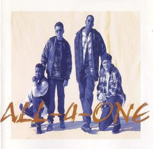 All-4-One (All-4-One album)