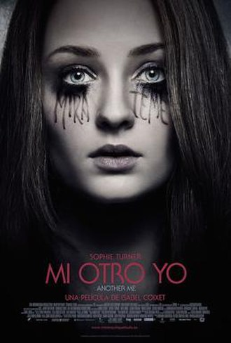 Another Me (film) - Spanish theatrical poster