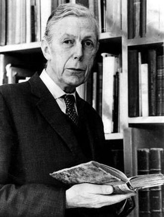 Anthony Blunt - Image: Anthony Blunt