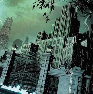 Arkham Asylum Batman Vol 3 9