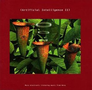 Artificial Intelligence II - Image: Artificial intelligence 2 front cover