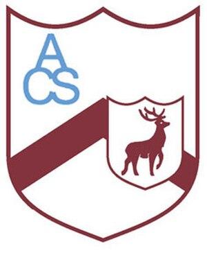 Astley Cooper School - Image: Astley Cooper School (crest)