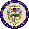 Official seal of Baldwin County