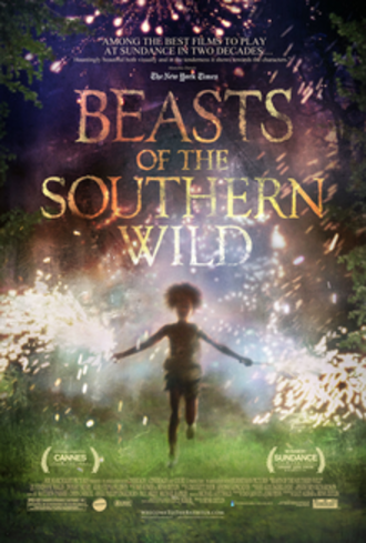 Beasts of the Southern Wild - Theatrical release poster