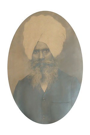Pratap Singh Giani - Image: Bhai Pratap Singh Giani