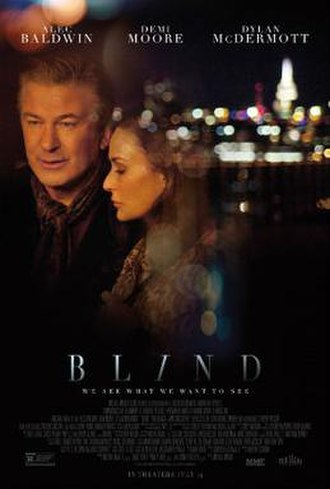 Blind (2016 film) - Theatrical release poster