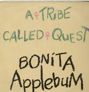 Bonita Applebum - Image: Bonita Cover