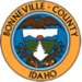 Seal of Bonneville County, Idaho