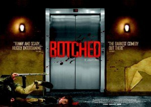 Botched (film) - Poster art