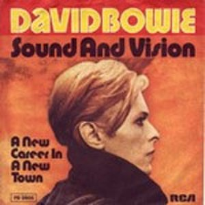 Sound and Vision - Image: Bowie Sound And Vision