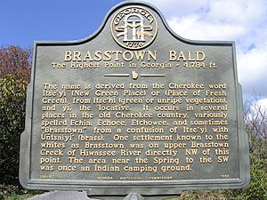 Brasstown Bald