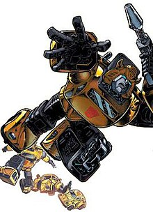 Bumblebee (Transformers) - Wikipedia