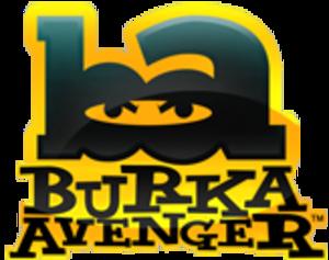 Burka Avenger - Series logo