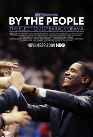 By the People: The Election of Barack Obama - Image: By the People 2009 Documentary about Obama