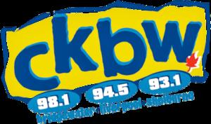 CKBW-FM - Image: CKBW 2010