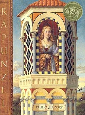 Rapunzel (book) - Image: CM rapunzel