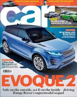 <i>Car</i> (magazine) Automotive magazine